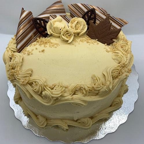 gâteau à l'érable (Cueillette en magasin)