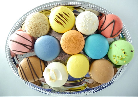 Macarons(Cueillette en magasin)