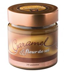 Caramel et fleur de sel La Fudgerie