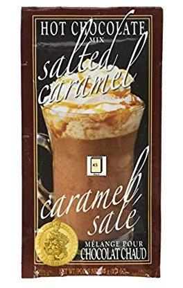 Chocolat chaud saveur de caramel salé Gourmet Village