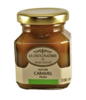 Caramel nature La chocolaterie du Vieux-Beloeil