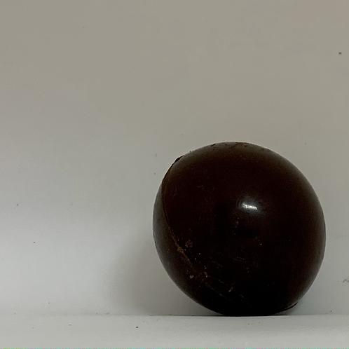 Bombe pour chocolat chaud chocolat noir sans sucre