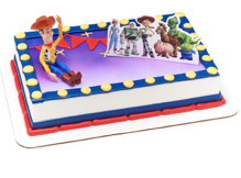 Gâteau  Histoire de jouets Décopac