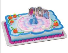 Gâteau Cendrillon Décopac