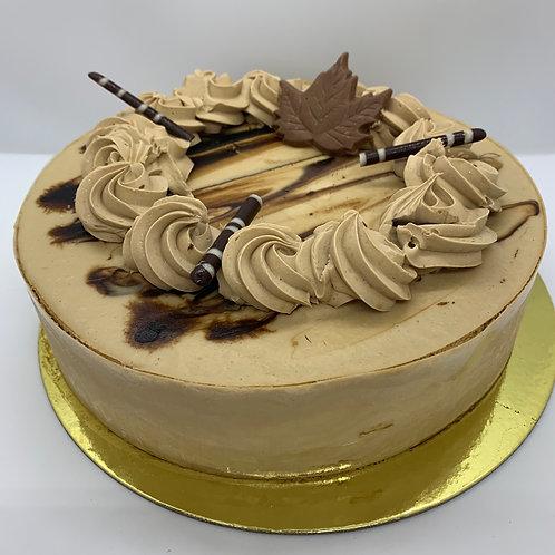 Gâteau mousse érable (Cueillette en magasin)