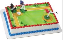 Gâteau Baseball Décopac