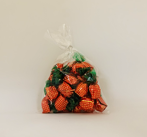Bonbons fraise farcie