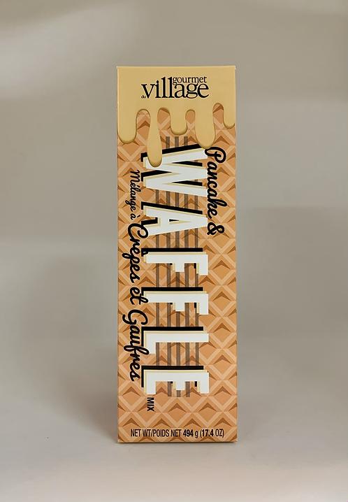 Mélange à crêpes et gaufres de Gourmet Village