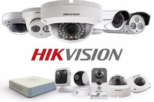 Sistema CCTV Basico sin cableado