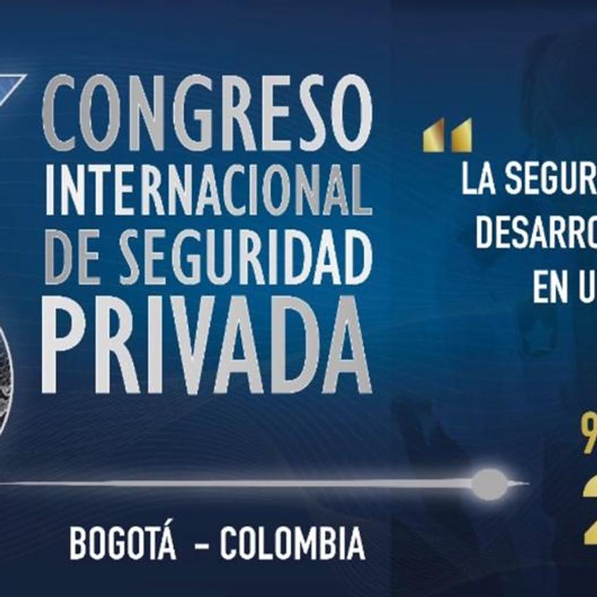 3 CONGRESO INTERNACIONAL DE SEGURIDAD PRIVADA