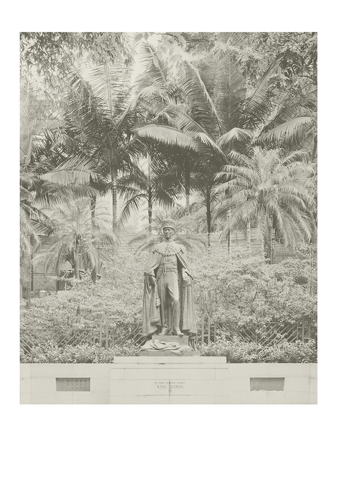 gardener in Zoological and Botanical gardens