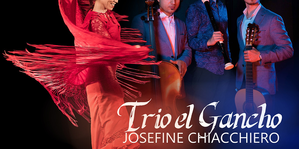 Trio el Gancho (featuring Josefine Chiacchiero) - Skultuna Stadsfest (Skultuna)