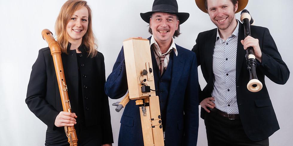 Bazooka Sub Trio - Malmö Folk (Malmö)