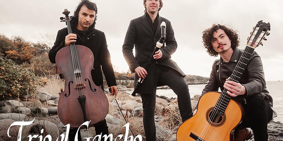 Trio el Gancho - Skisserna Museum (Lund)