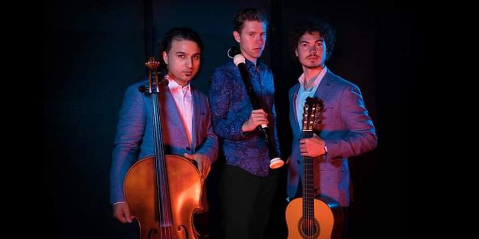 Trio el Gancho - Göteborgs Kulturnatta (Göteborg)