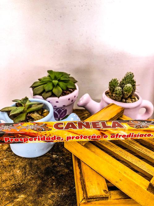 Incenso Vareta - Canela Artesanal