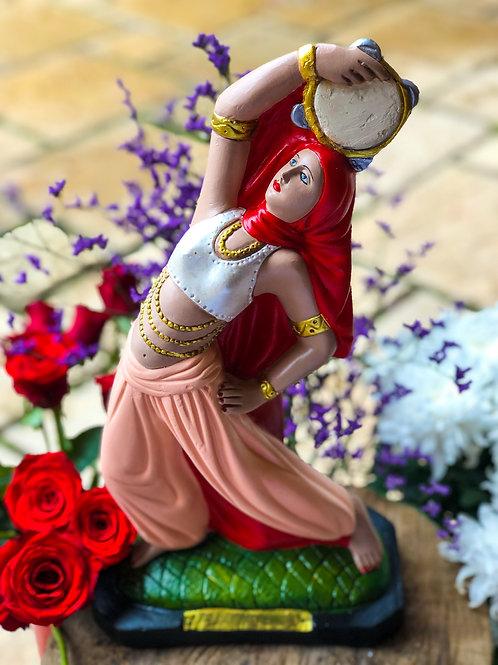 Cigana Dançarina do Pandeiro