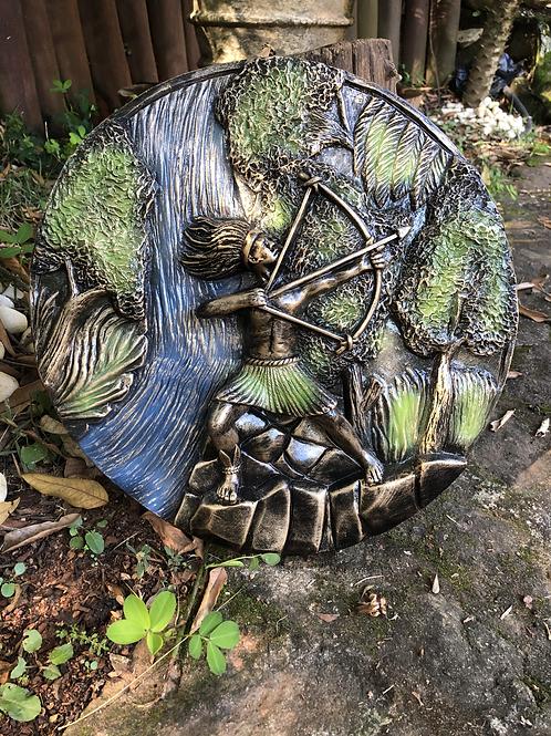 Mandala de Oxóssi