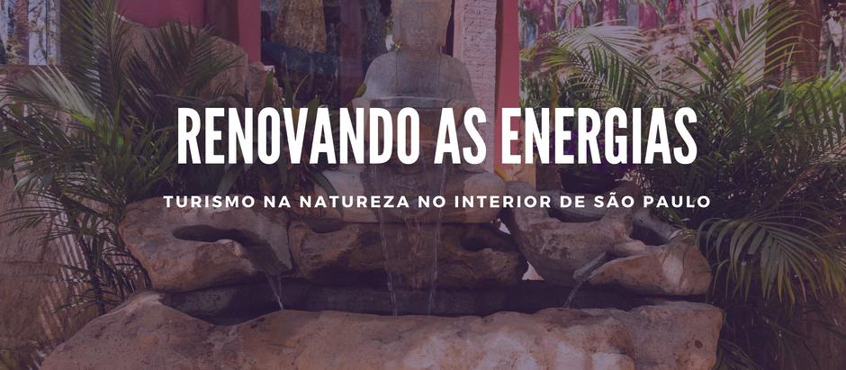 Renovando as Energias: Turismo na Natureza no Interior de São Paulo