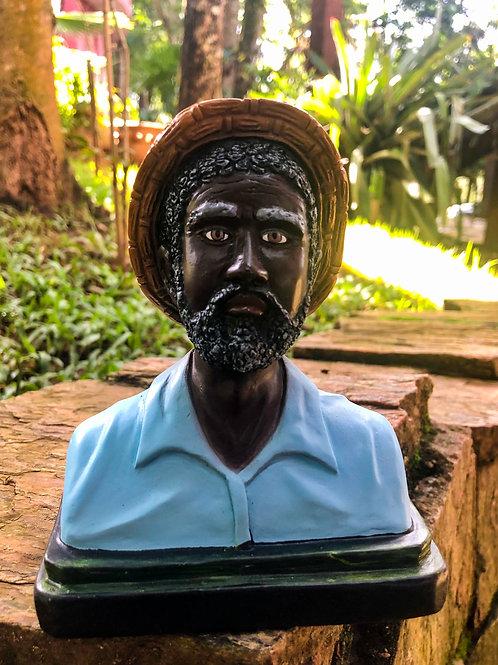 Busto de Preto Velho