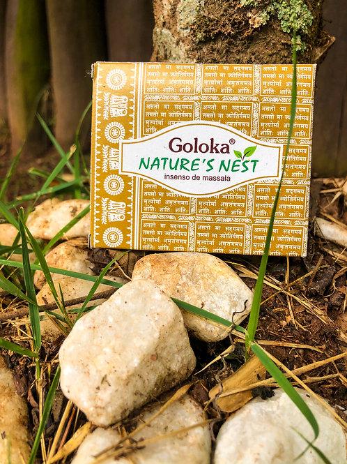 Incenso Cone Cascata - Nature's Nest