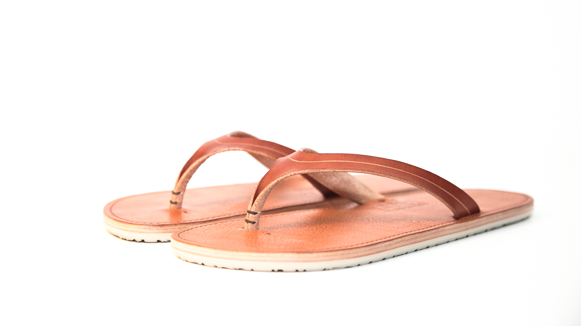 Leather Sandals by The Sole Workshop