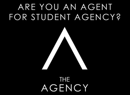 How can we become agents of student agency?