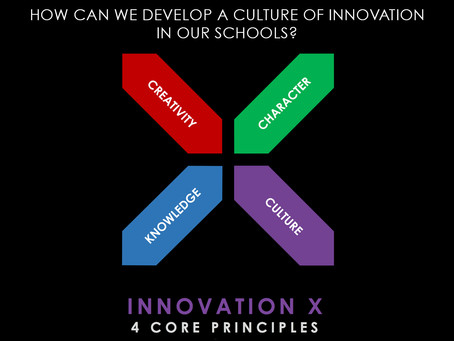 How can we develop a culture of innovation in our schools?