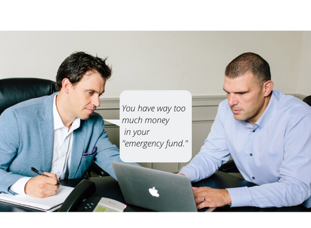 Emergency Funds: The Advice Nobody Gives (but should)