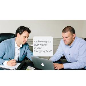 Financial Advisor, Boston, Emergency fund