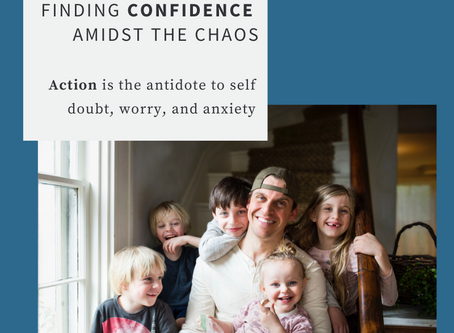 Confidence amidst  chaos