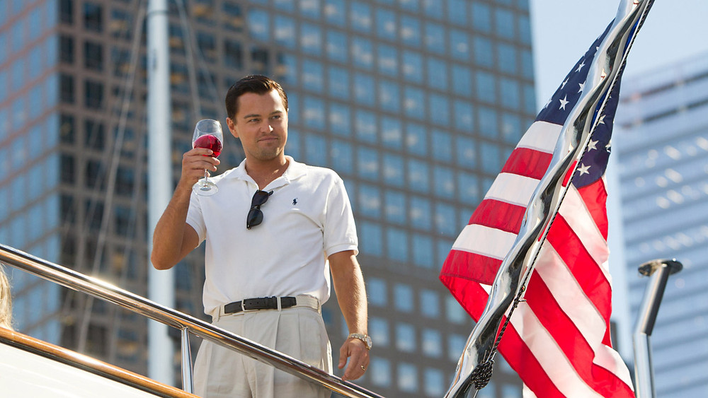 Wolf of Wall Street