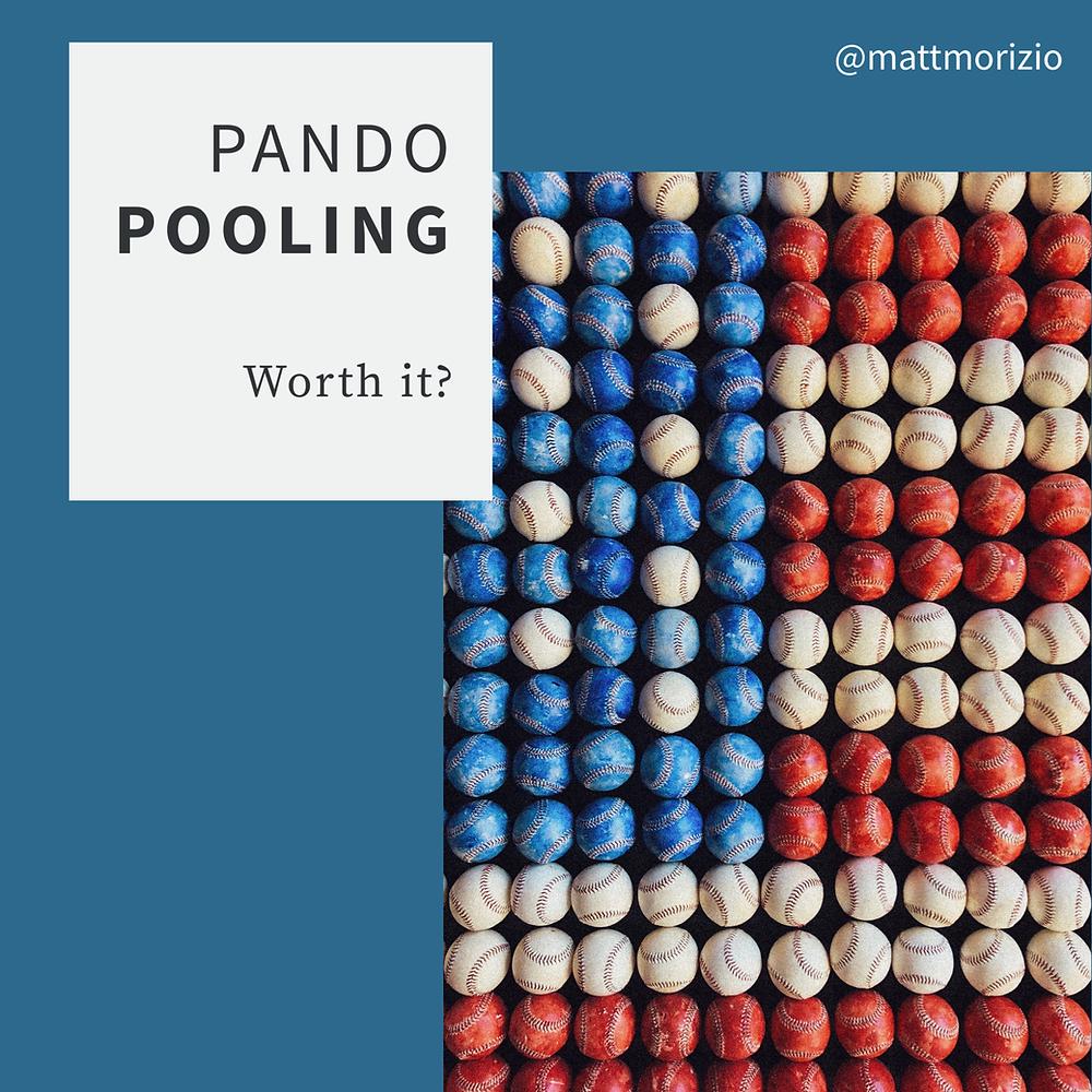 Pando Pooling baseball