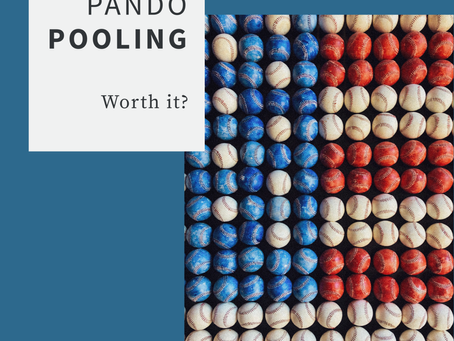 Pando Pooling: Is it worth it?