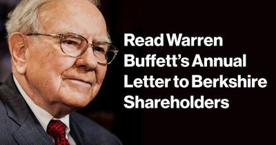 5 lessons from Warren Buffett's annual letter to his shareholders