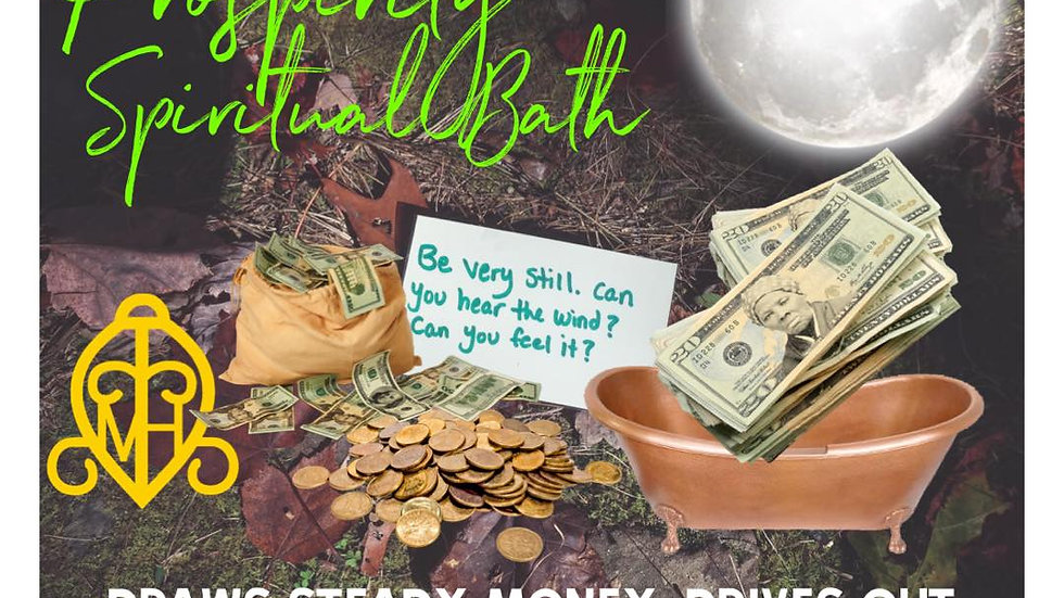 Prosperity Spiritual Bathe