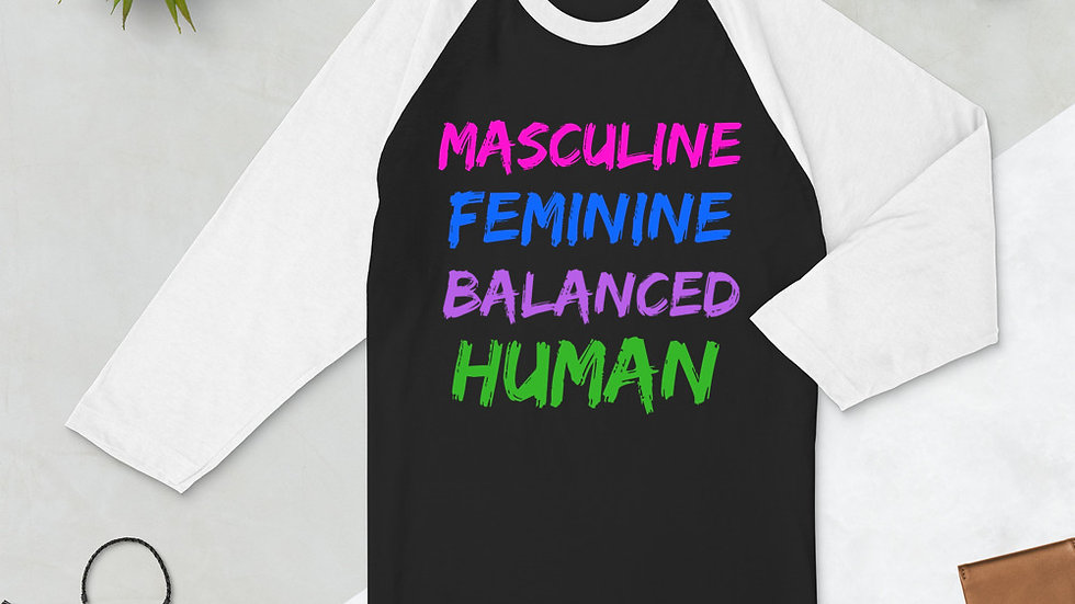Balanced Human 3/4
