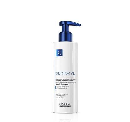 Serioxyl Shampoing cheveux clairsemés naturels