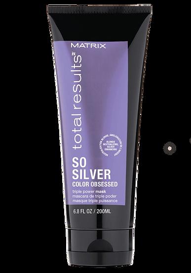 Matrix Total results So silver masque