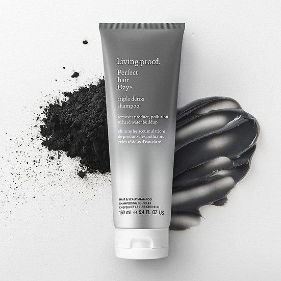Living Proof PHD Triple détox shampoing