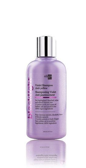 Oligo Blacklight shampoing mauve
