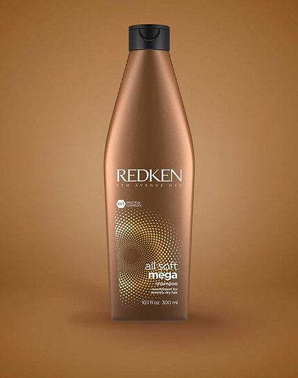 Redken All soft mega shampooing 300 ml