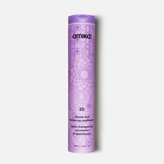 Amika 3D après-shampooing volumisant et épaississant