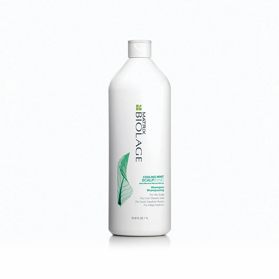 Biolage Scalpsync Cooling Mint shampooing