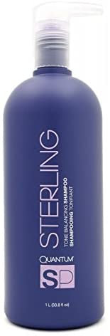 Quantum Shampoing Tonifiant Sterling