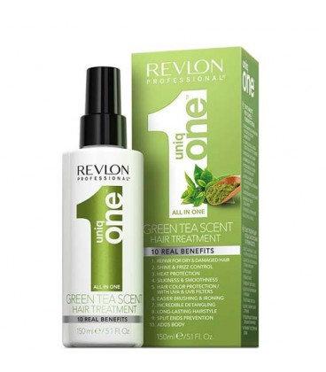 Revlon Uniq One thé vert