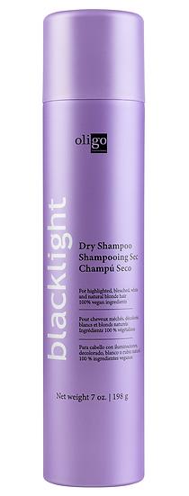 Oligo Blacklight shampoing sec