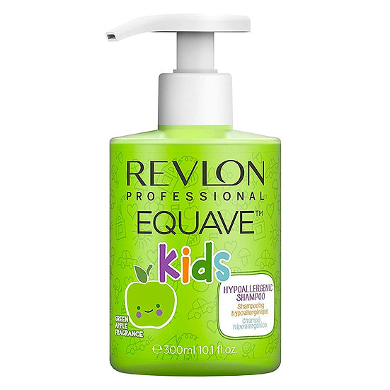 Revlon shampoing enfants pomme verte