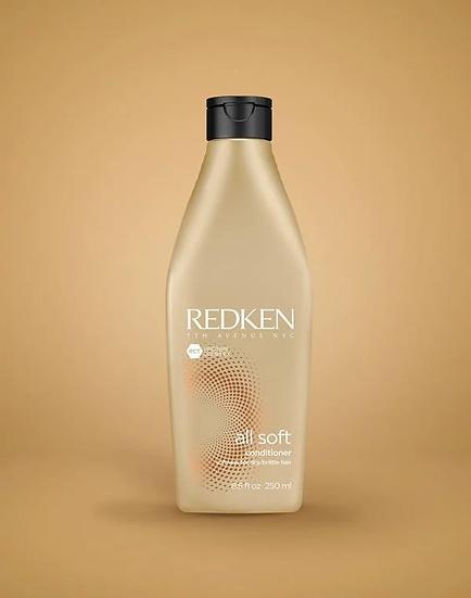 Redken All soft revitalisant 250 ml