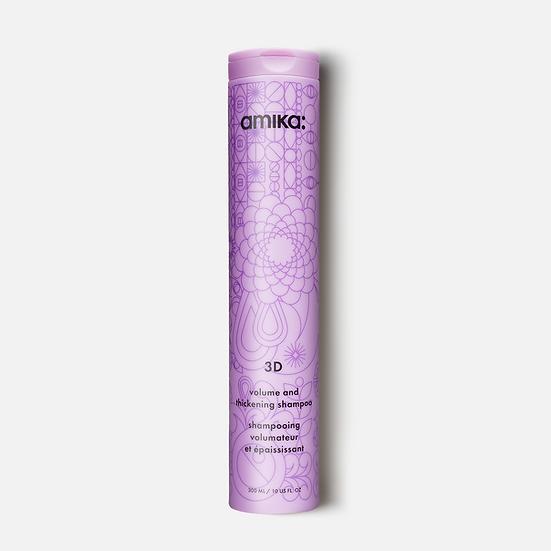 Amika 3D shampooing volumisant et épaississant